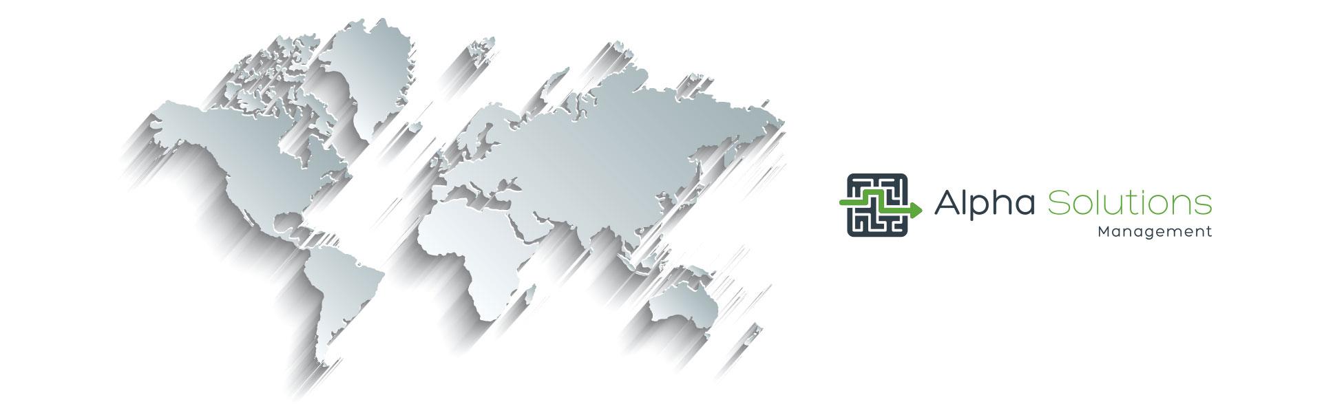 Alpha Solutions Management Wholesale Map